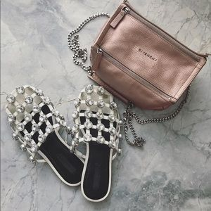 Givenchy Pandora Mini Chain Pink Cross Body